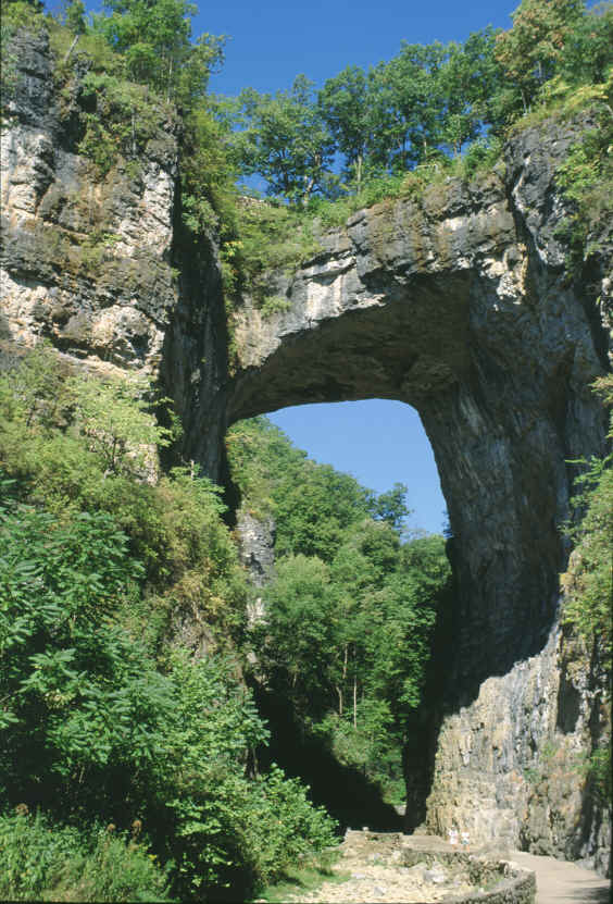 Arches And Bridges Of Other States